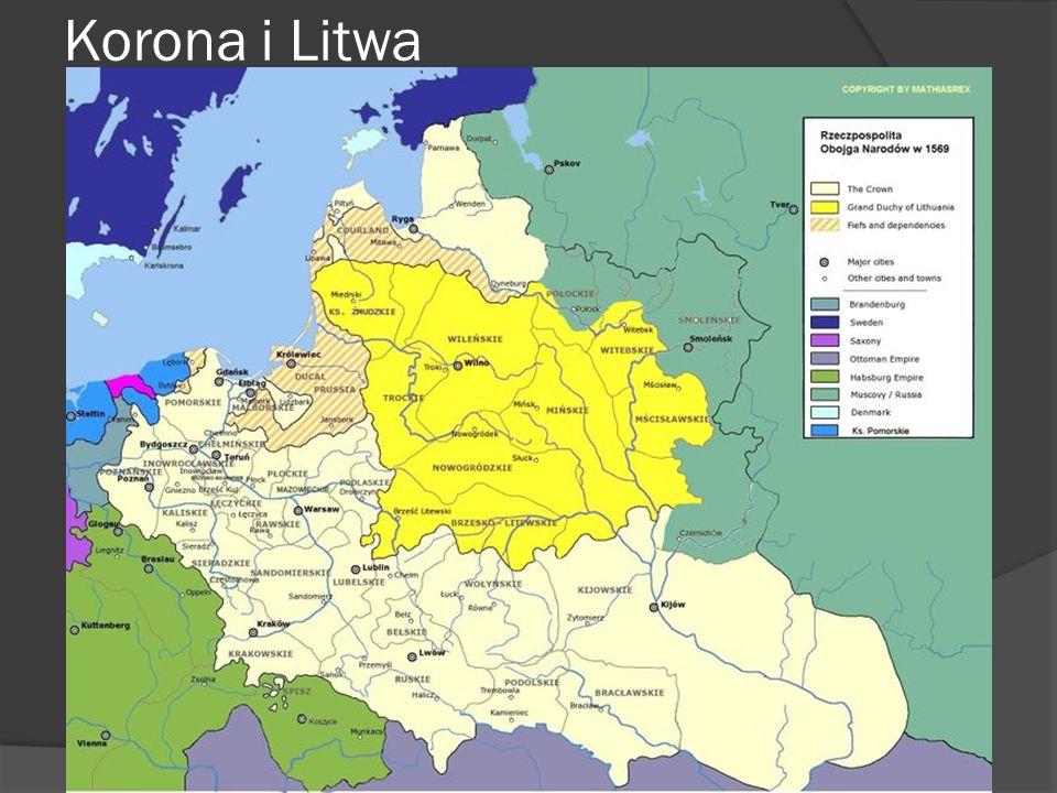 Korona i Litwa