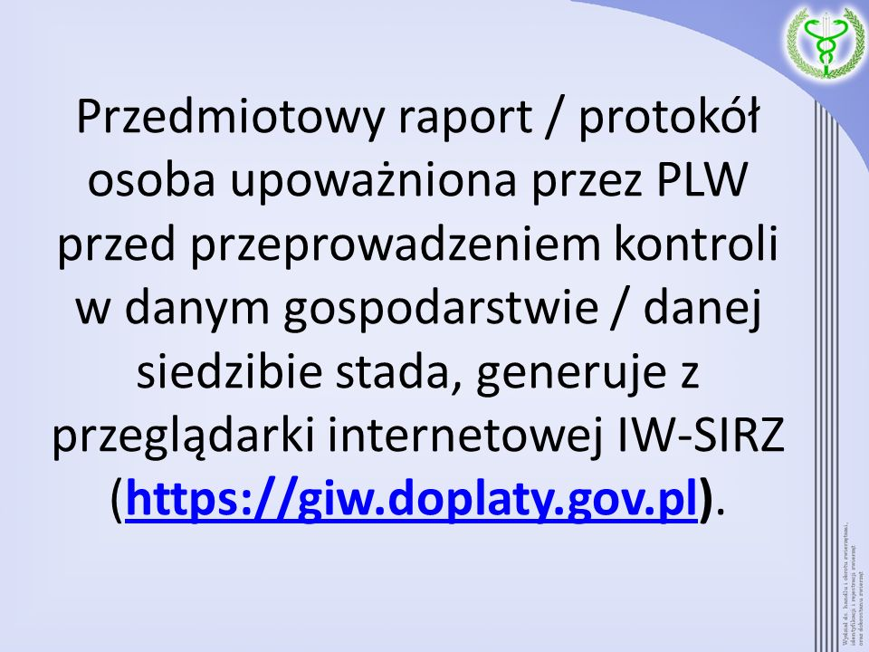 II.DANE ROLNIKA III. DANE REPREZENTANTA/PEŁNOMOC NIKA ROLNIKA 05.