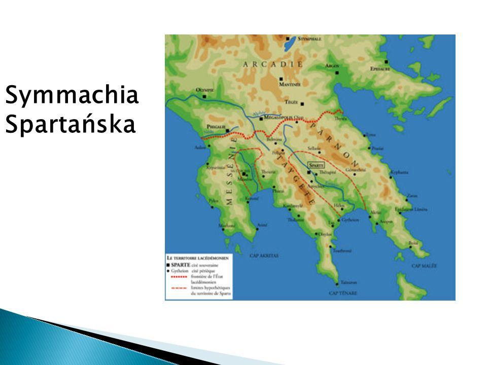 Symmachia Spartańska