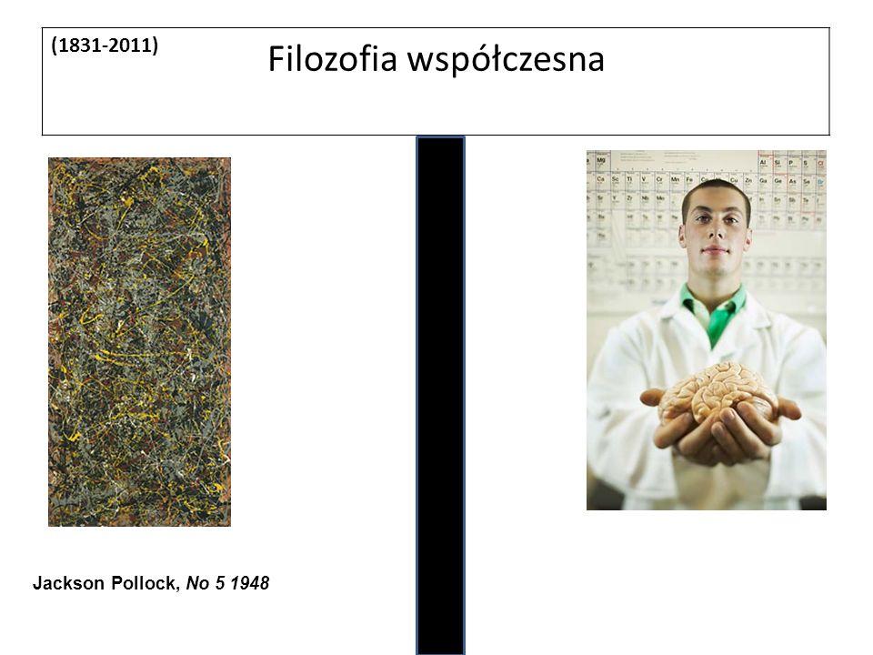 Filozofia współczesna (1831-2011) Jackson Pollock, No 5 1948