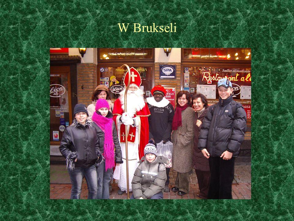 W Brukseli
