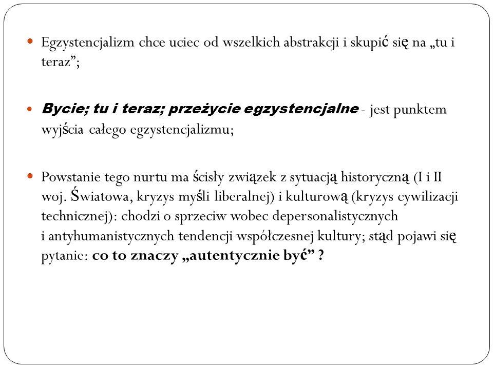 Inne wa ż ne dzieła to: - Filozoficzne: Egzystencjalizm jest humanizmem (1946), Drogi wolno ś ci - Sztuki: Muchy, Przy drzwiach zamkni ę tych.
