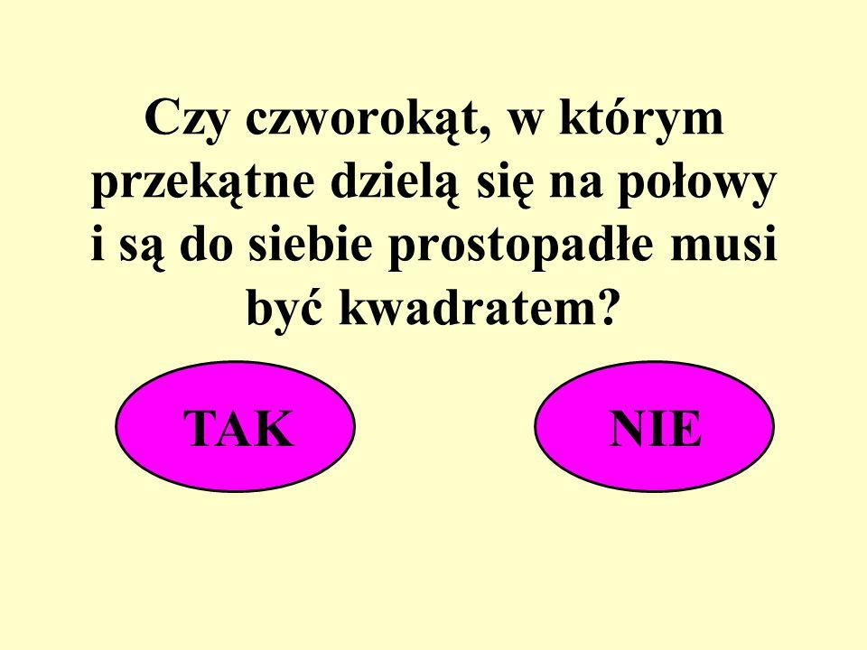 Czy wyrażenie (a 6 :a) 4 zapisane w najprostszej postaci to a 8 ? TAKNIE