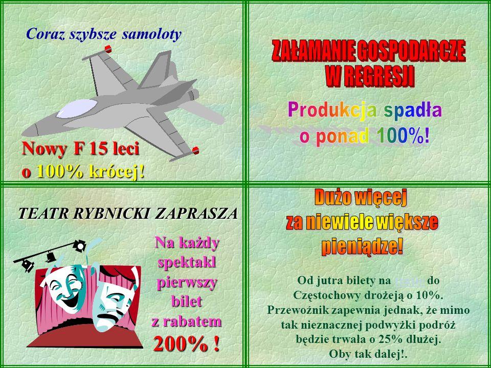 Od jutra bilety na trasie do Częstochowy drożeją o 10%.