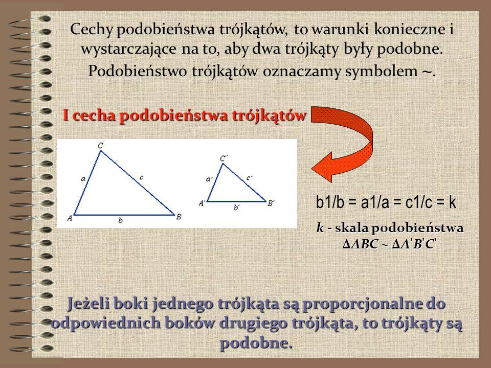 Trójkąt równoramienny – trójkąt o ramionach równej długości. Trzeci bok jest podstawą trójkąta równoramiennego. Własności trójkąta równoramiennego: Ką