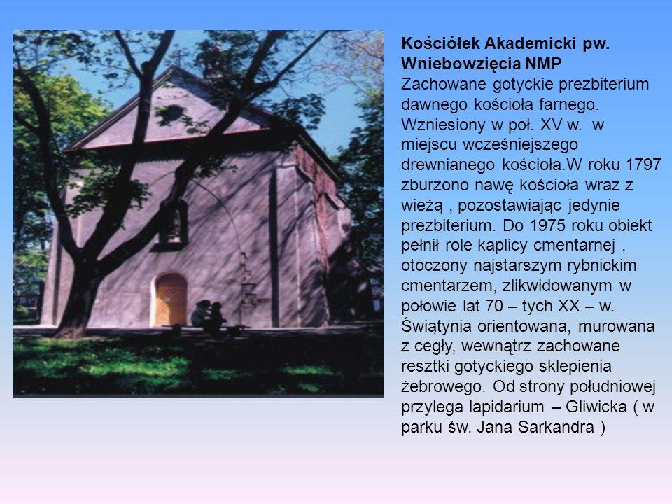 Kościółek Akademicki pw.
