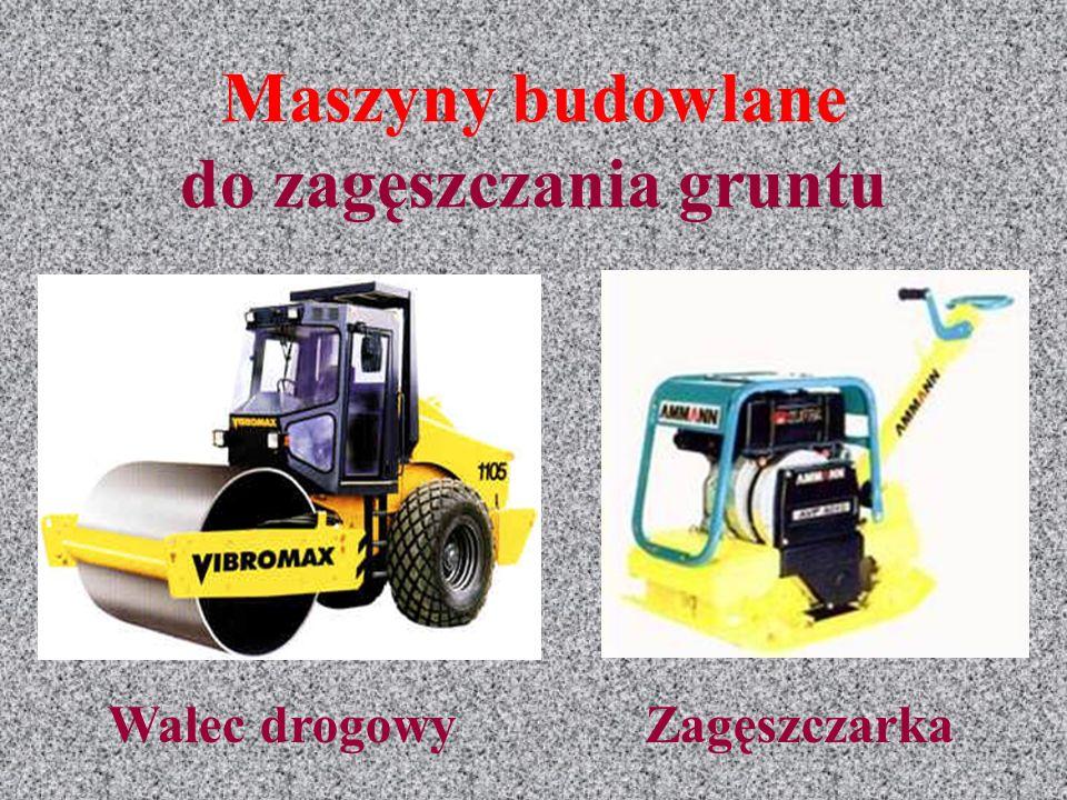 Maszyny budowlane do robót ziemnych Ładowarka Spycharka Koparka Koparko - ładowarka