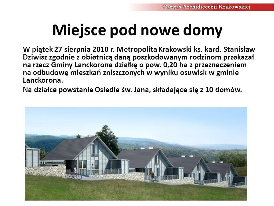 DZIĘKUJĘ ZA UWAGĘ Szczegółowe informacje o pomocy powodzianom: www.krakow.caritas.pl Caritas Archidiecezji Krakowskiej, ul.