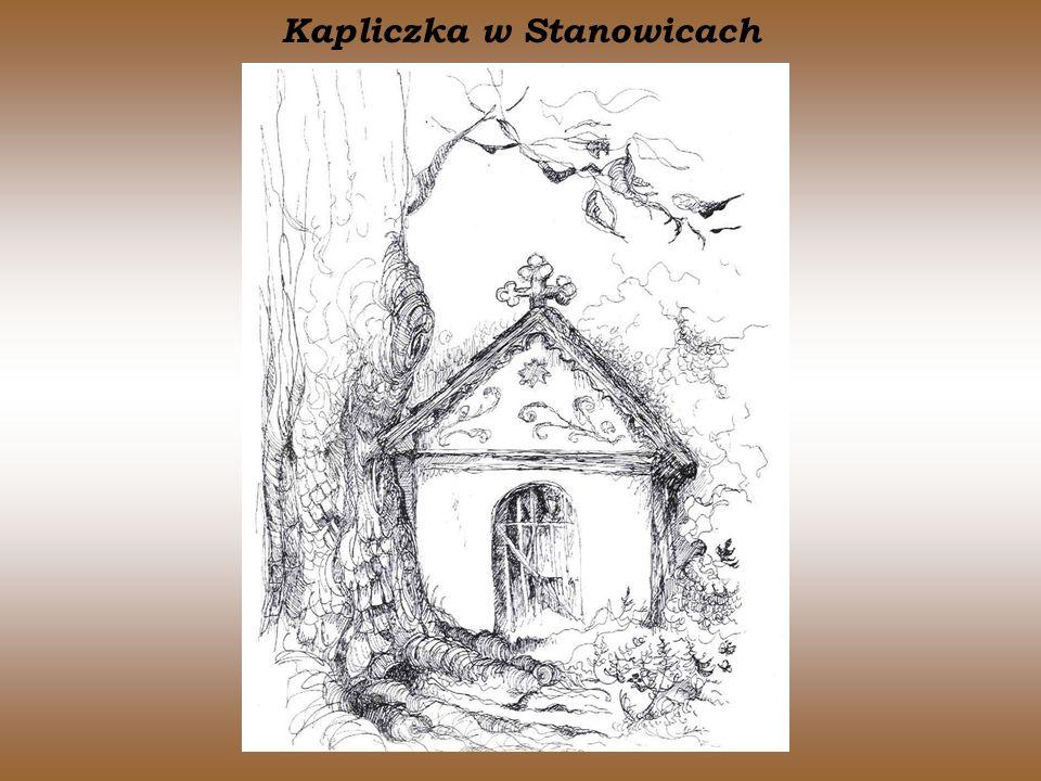Kapliczka w Stanowicach