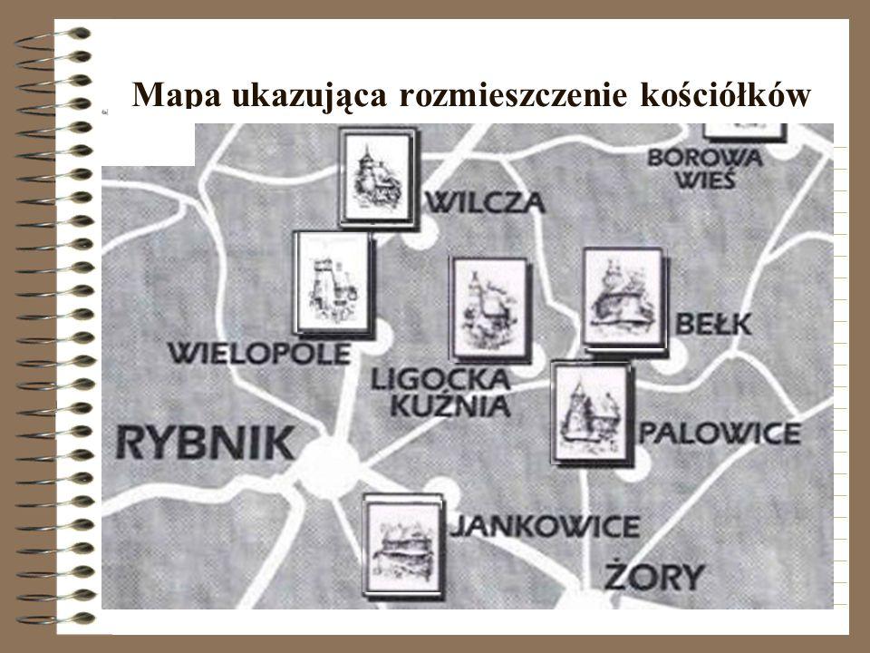 Kościół w Bełku Drewniany kościół parafialnym p.w.
