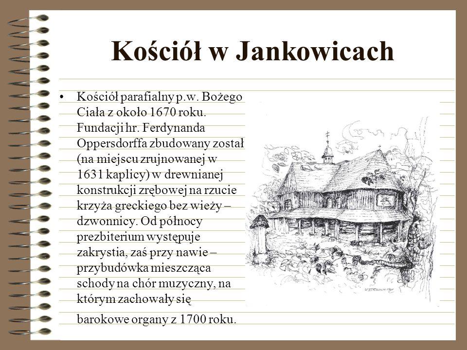 Kościół w Ligockiej Kuźni Drewniany kościół parafialny p.w.