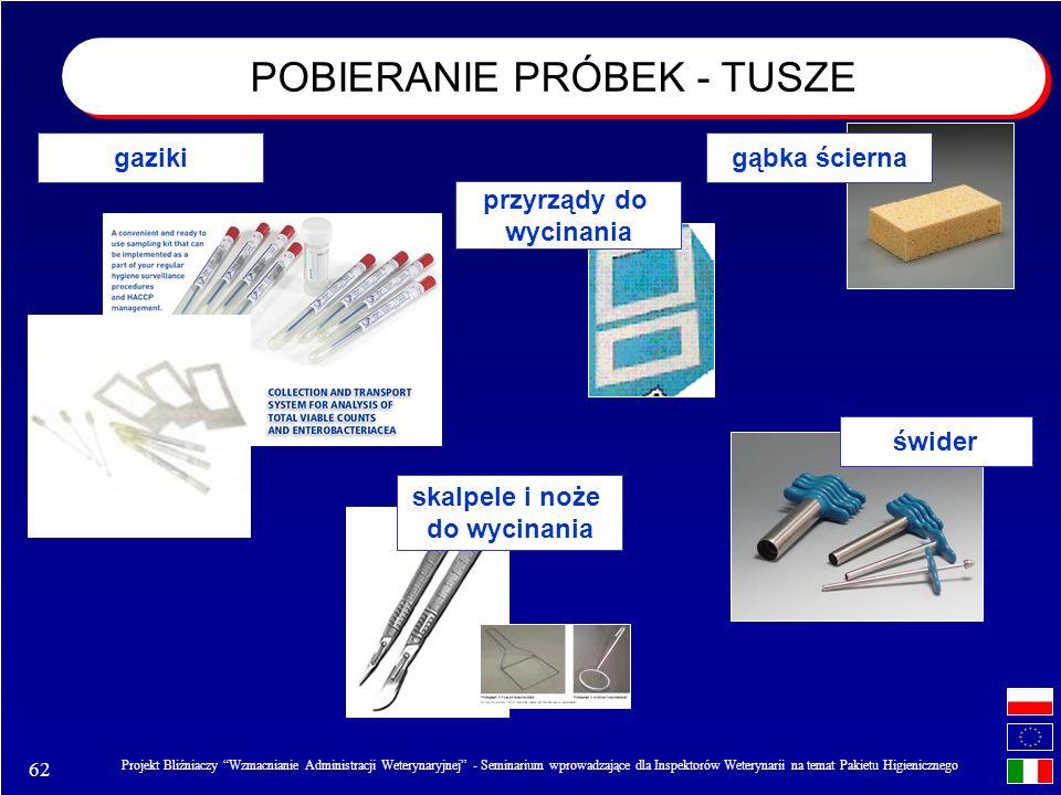62 Projekt Bliźniaczy Wzmacnianie Administracji Weterynaryjnej - Seminarium wprowadzające dla Inspektorów Weterynarii na temat Pakietu Higienicznego g