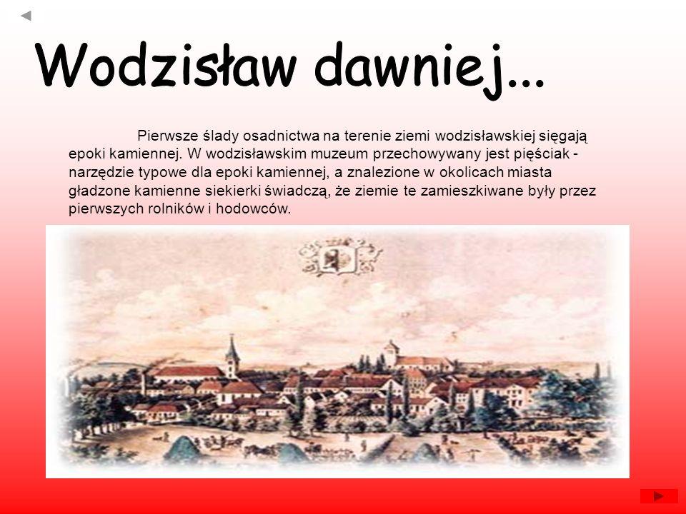 Pierwsze ślady osadnictwa na terenie ziemi wodzisławskiej sięgają epoki kamiennej. W wodzisławskim muzeum przechowywany jest pięściak - narzędzie typo
