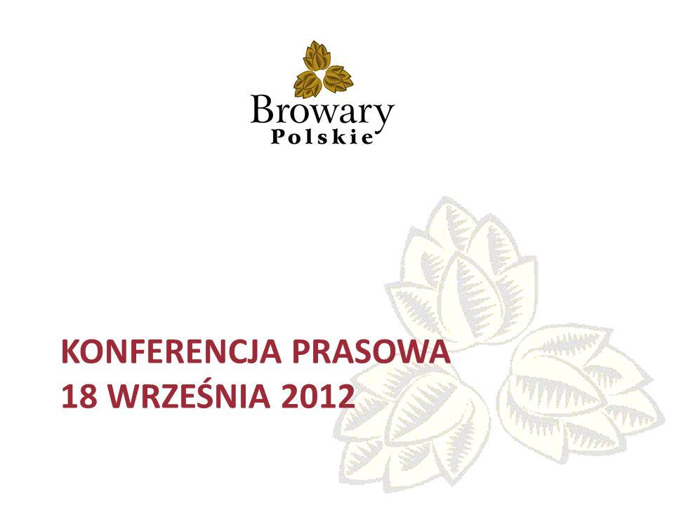 Rynek piwa w Polsce 2002 - 2011 Source: GUS, data for 2002 show domestic production, not domestic market 000 hl year