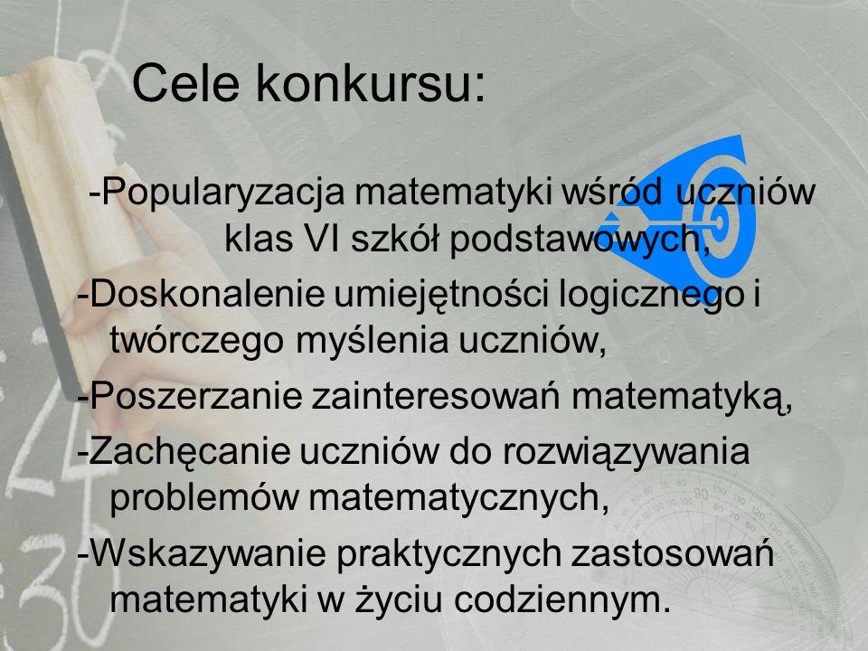 Wyniki: Komisja w składzie: Mariusz Domański –przewodniczący Maria Przygoda – wiceprzewodnicząca Małgorzata Szwajkowska – członek Wyłoniła 5 laureatów i przyznała 1 wyróżnienie: I miejsce otrzymał Igor Skonieczny- SP 3 Słupsk, opiekun Joanna Schulz II miejsce- Piotr Kneblewski- SP 8 Słupsk, opiekun Grażyna Szczęch III miejsce- Malwina Zbrojewska SP 10 Słupsk, opiekun Anna Sokołowska IV miejsce- Mikołaj Flis, SP 3, opiekun Justyna Jankowska V miejsce- Barbara Michałowicz, SP 10 Słupsk, opiekun Anna Sokołowska WYRÓŻNIENIE: Błażej Smorawski, Zespół Szkół Siemianice, opiekun Marcin Chachuła- Domański
