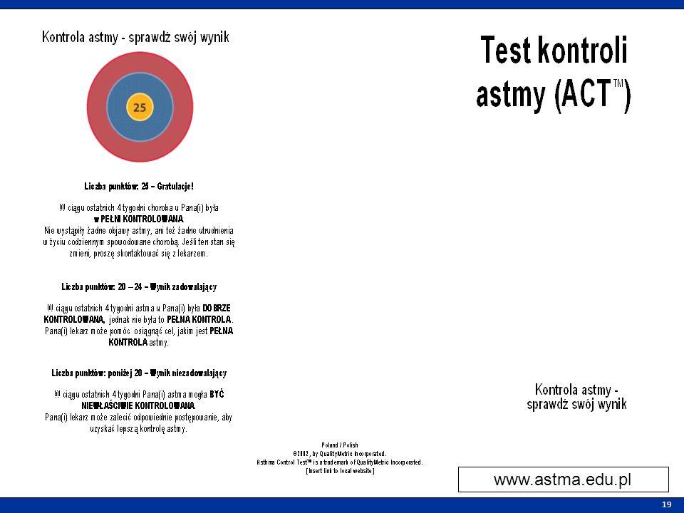 www.astma.edu.pl 19