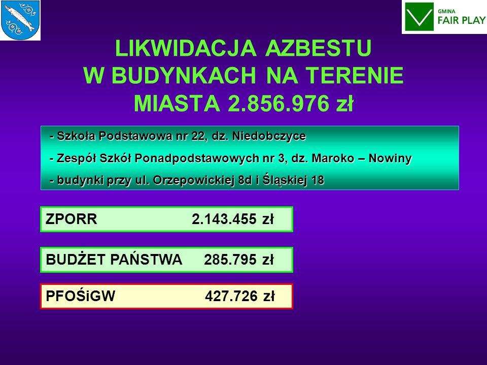 - Szkoła Podstawowa nr 22, dz. Niedobczyce - Szkoła Podstawowa nr 22, dz.