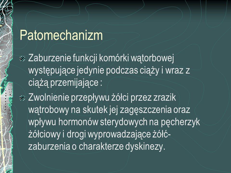Leczenie Obniżenie stężenia kwasów żółciowych- wlewy dożylne roztworów albumin- wiązanie (immunizacja)