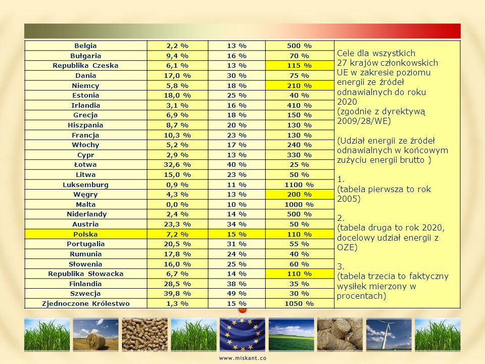Jaka rola dla Biomasy.