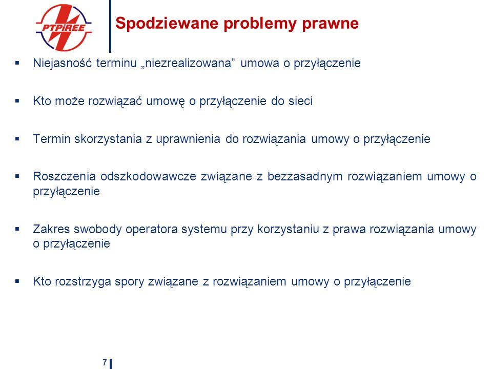 18 Dziękuję za uwagę! zalewska@ptpiree.pl