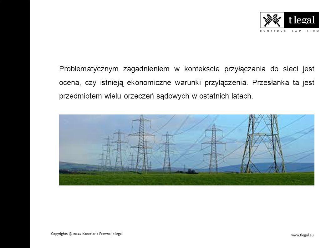 Powoływanie się przez przedsiębiorstwa energetyczne na brak warunków technicznych i ekonomicznych z powodu braku jednoznaczności tego pojęcia jest najczęstszą podstawą odmowy przyłączenia do sieci.