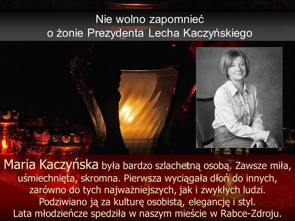 Ta tragedia to ogromny wstrząs dla wszystkich Polaków. Łączymy się w bólu z rodzinami ofiar.