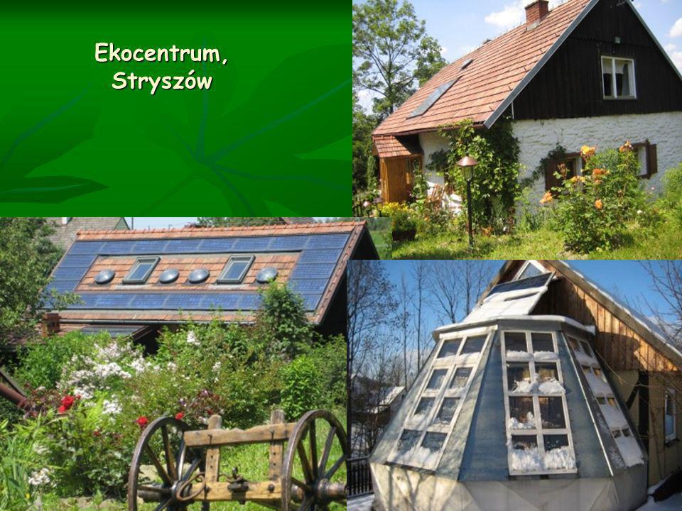 Ekocentrum, Stryszów
