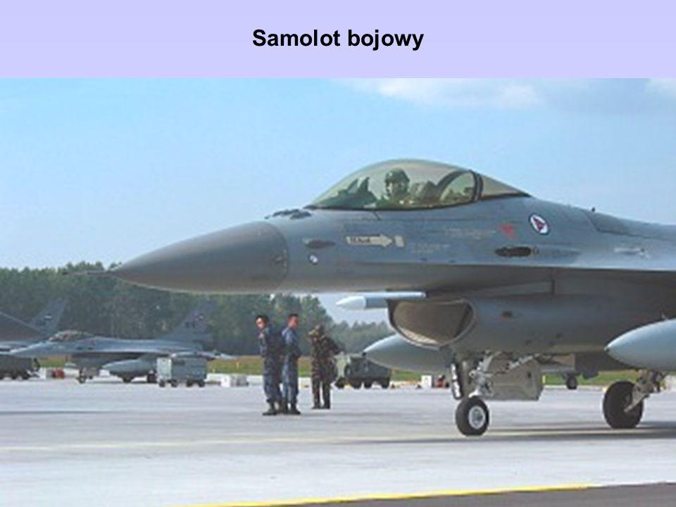 Samolot bojowy