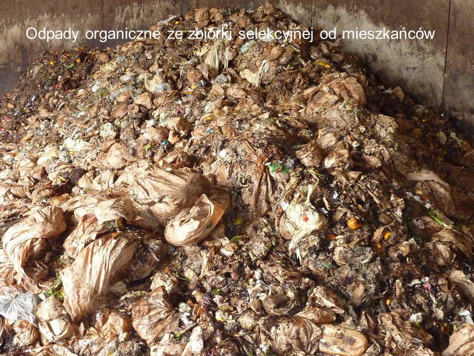 24 Odpady organiczne ze zbiórki selekcyjnej od mieszkańców