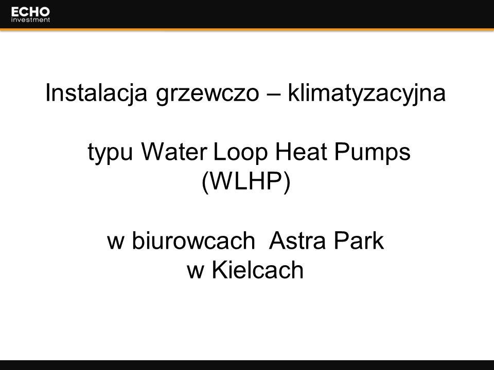 5 Instalacja grzewczo – klimatyzacyjna typu Water Loop Heat Pumps (WLHP) w biurowcach Astra Park w Kielcach