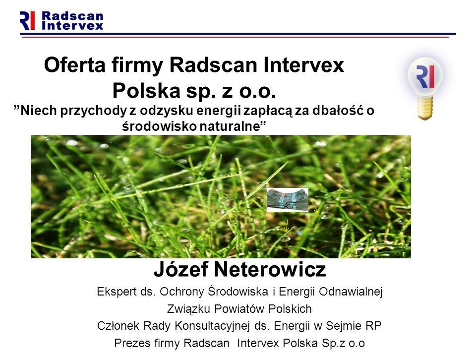 Straty w systemach energetycznych w Europie - stan obecny w M W Polsce : 220 /osobę/rok