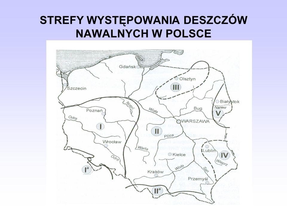 WYKORZYSTANO: Literatura Radczuk L., Żyszkowska W.: Ograniczanie skutków powodzi w skali lokalnej.