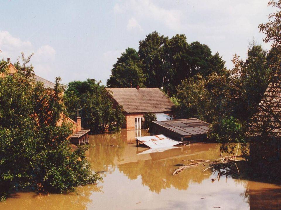 WYKORZYSTANO: Literatura Poradnik na wypadek powodzi.