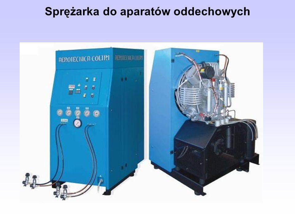 Sprężarka do aparatów oddechowych