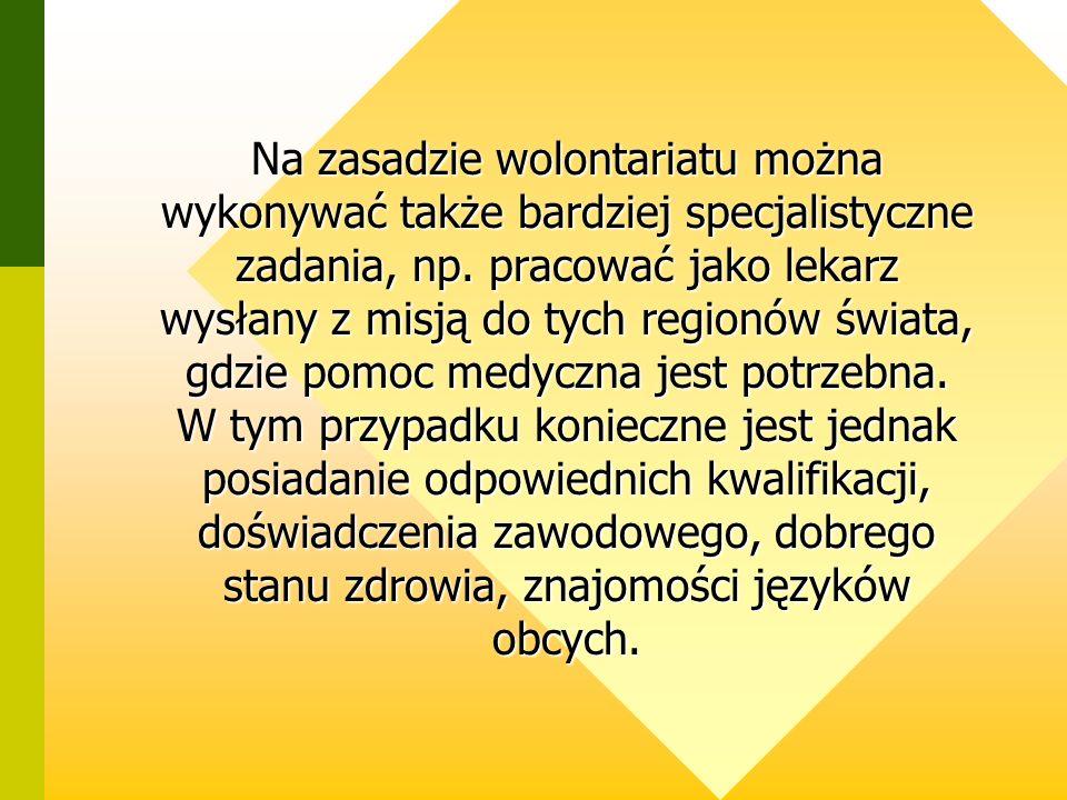 Przy prezentacji wykorzystano informacje z następujących źródeł: Strona internetowa Centrum Wolontariatu www.wolontariat.org.pl,Strona internetowa Centrum Wolontariatu www.wolontariat.org.pl, Jak zgodnie z prawem współpracować z wolontariuszem .