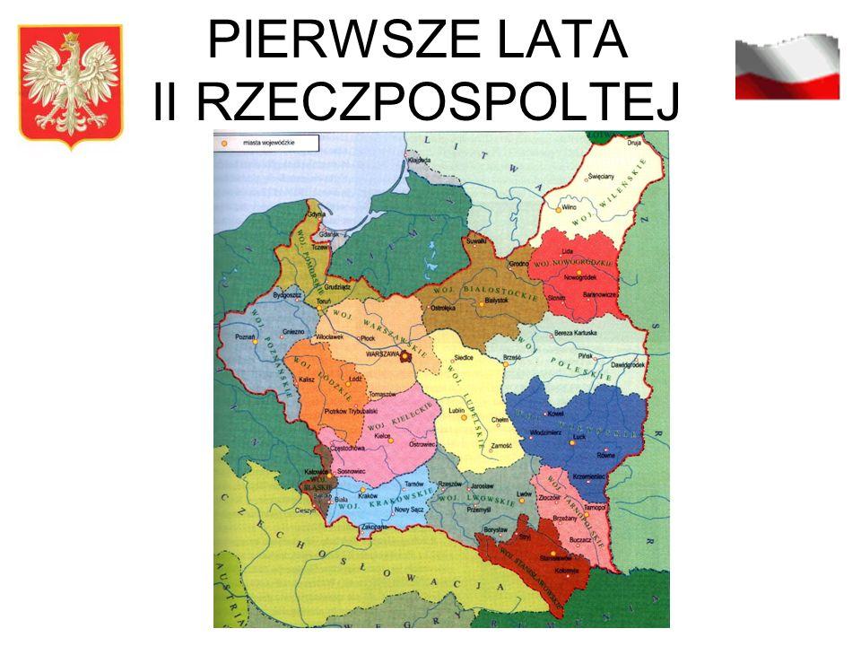 Geneza odzyskania niepodległości 1.