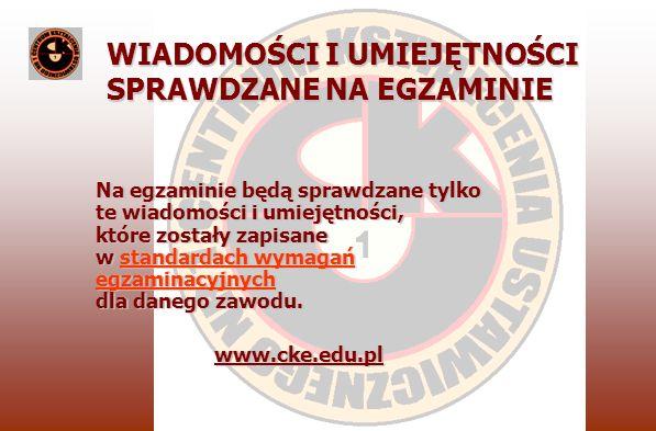 http://www.cke.edu.pl ZAJRZYJ KONIECZNIE … http://www.oke.waw.pl