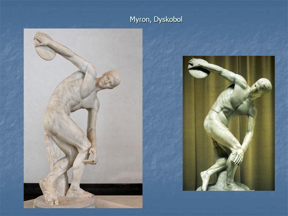W okresie hellenistycznym rzeźbiarze zainteresowali się człowiekiem nie tylko jako modelem, ale także jego wiekiem ( rzeźbiono i starców, i dzieci ), przynależnoscią społeczną ( niewolnicy i ludzie wolni), etniczną.