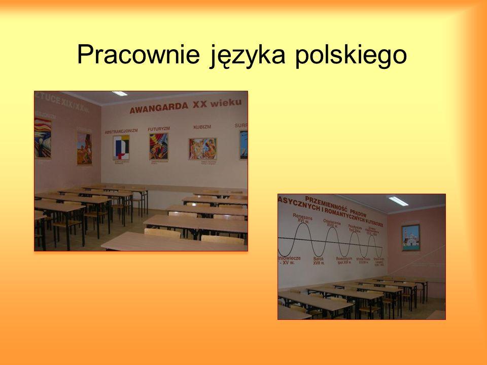 Pracownie języka polskiego
