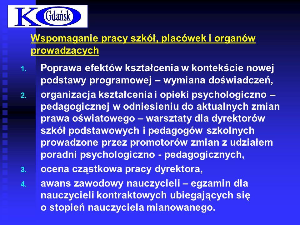 Gdański Salon Maturzystów – Perspektywy 2011 i Dzień Gimnazjalisty Kalendarz spotkań: Miejsce organizacji: Uniwersytet Gdański, Wydział Prawa i Administracji ul.