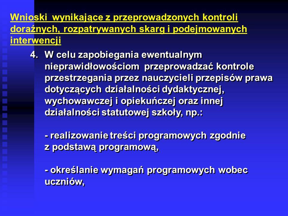 Szkoły ponadgimnazjalne / liczba innowacji 1.Liceum Ogólnokształcące w Czersku - 1 2.