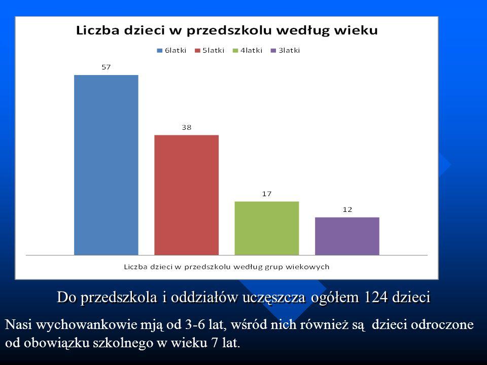 Charakterystyka Placówki – W Gminie Lubichowo jest jedno przedszkole w skład którego wchodzą również oddziały przedszkolne w Mościskach i w Ocyplu. Ch