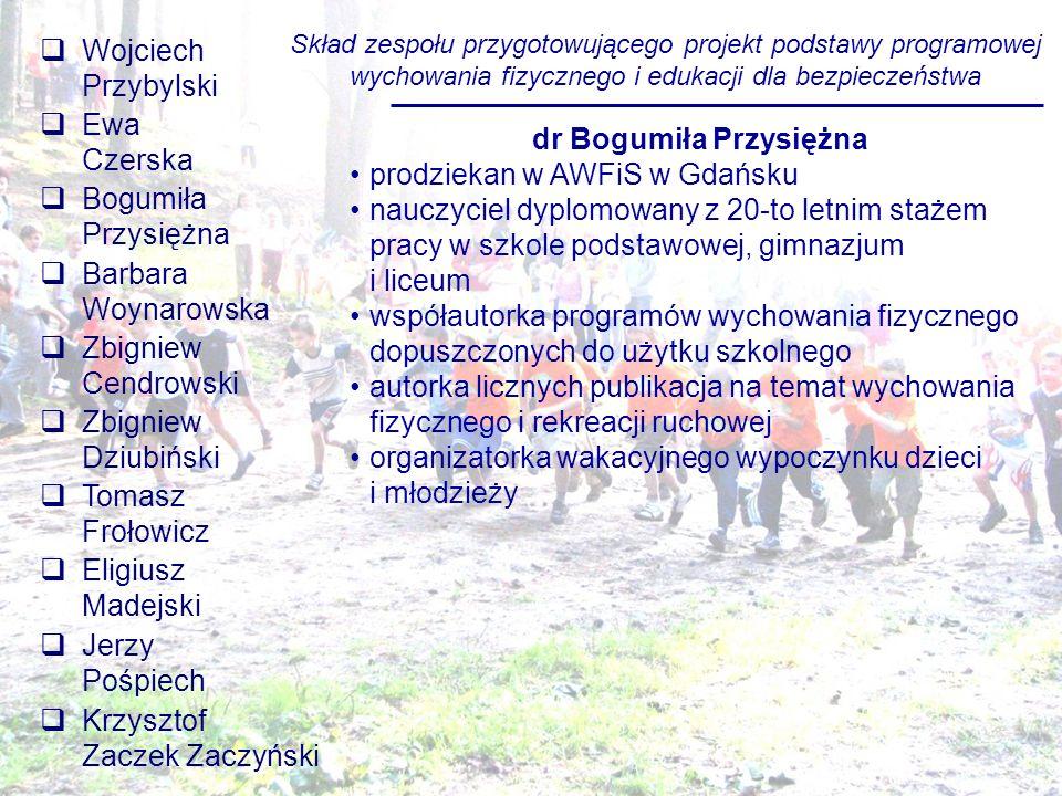 15 15 -17 15 Sesja plenarna Nowa Podstawa programowa WF – prof.