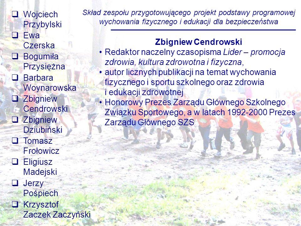 Tomasz Frołowicz AWFiS w Gdańsku NOWA PODSTAWA PROGRAMOWA WYCHOWANIA FIZYCZNEGO Gdańsk-Sobieszewo 4-5 grudnia 2008 roku