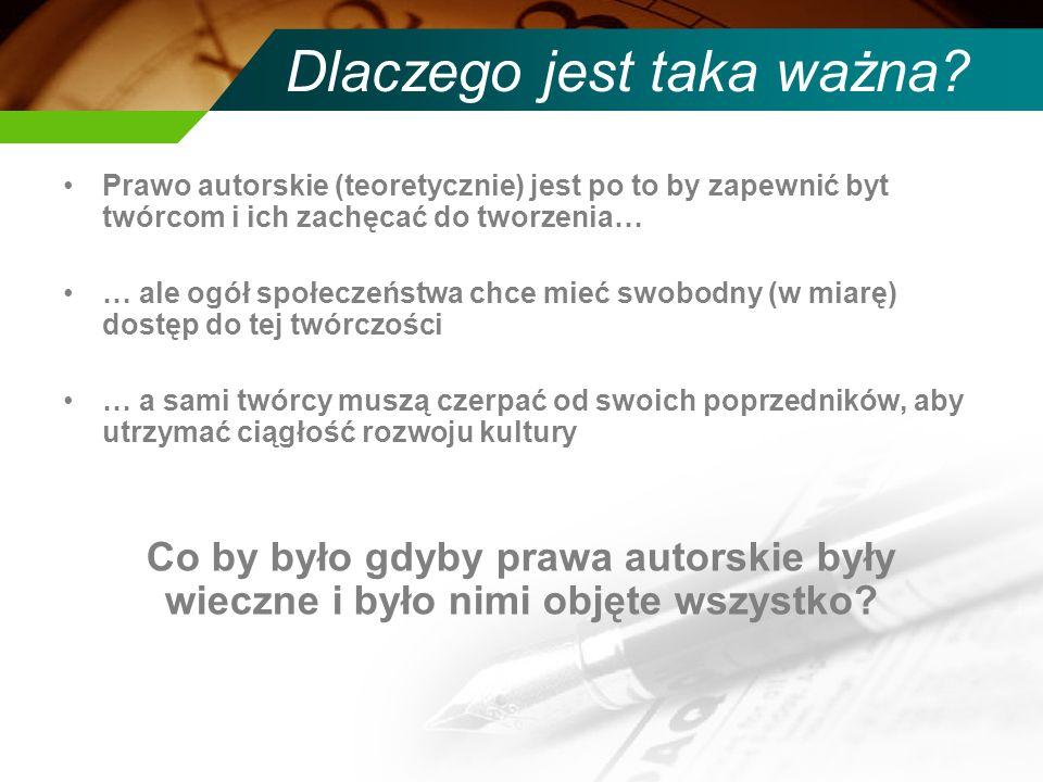 Eksperyment: Wieczne prawa: kto by miał prawa do Trenów Kochanowskiego.