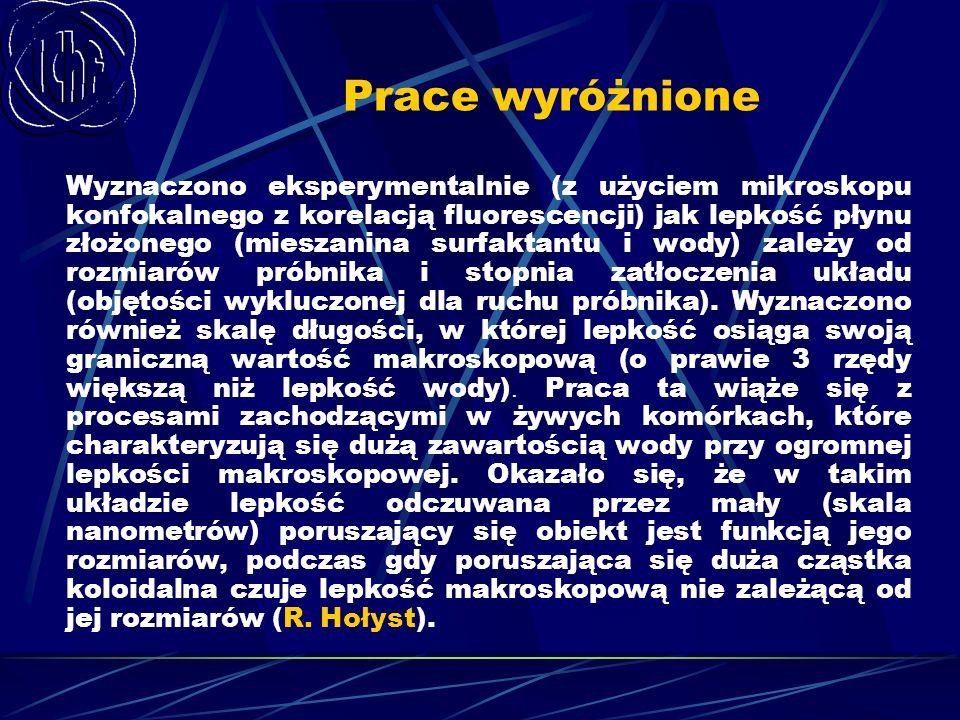 Nagrody za osiągnięcia naukowe Nagroda Naukowa Premiera RP (R.