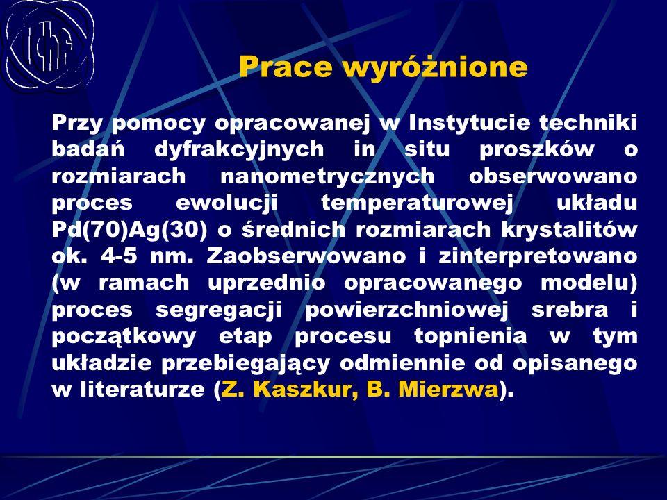 Międzynarodowe studia doktoranckie Liczba uczestników (grudzień 2006) 39 Liczba osób, które obroniły pracę doktorską w roku 20069 w tym z wyróżnieniem4