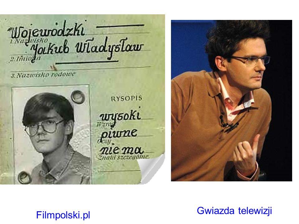 Filmpolski.pl Gwiazda telewizji