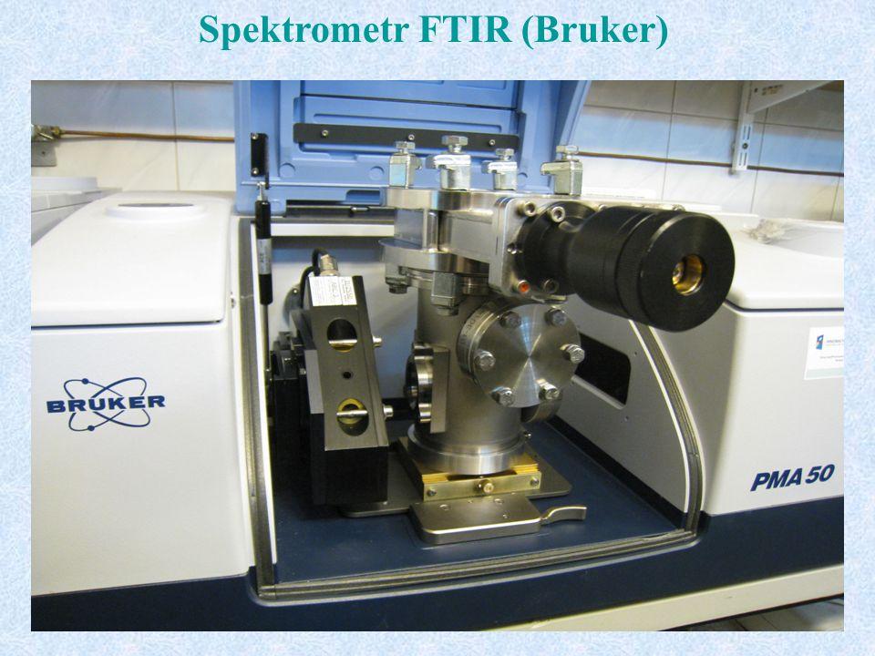 Spektrometr FTIR (Bruker)