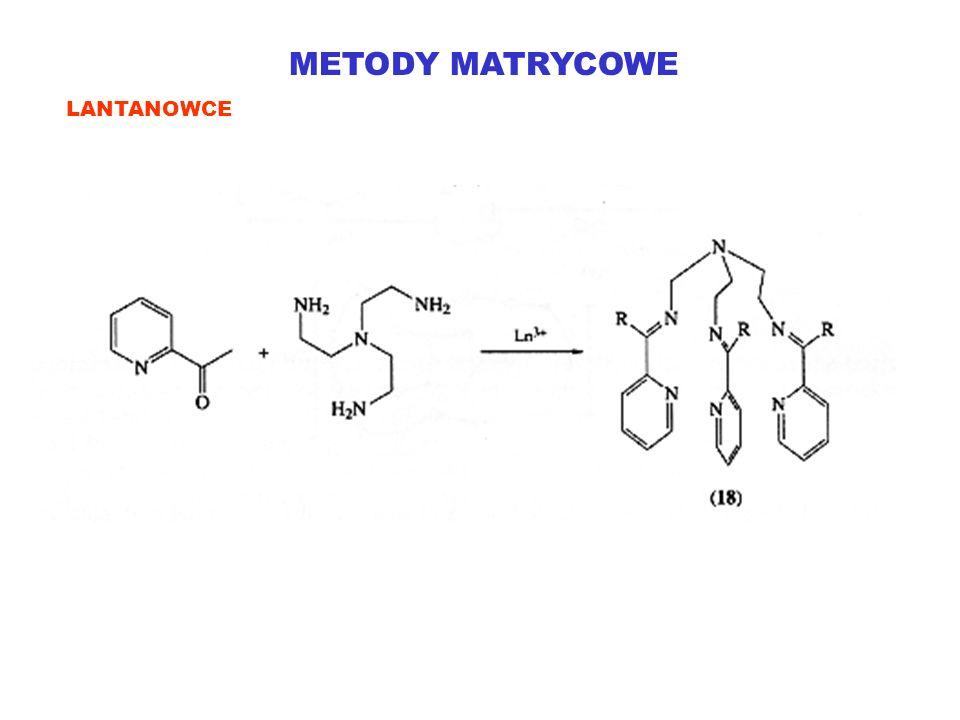 METODY MATRYCOWE LANTANOWCE